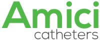 Amici Catheters Logo