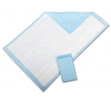 Image for Medline Protection Plus Deluxe Blue Pads