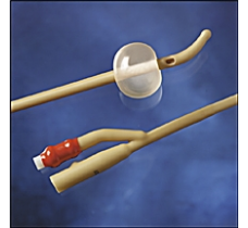 Image for Medline Silicone-Elastomer Coated Coude Tip