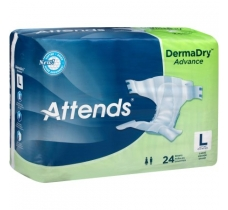 Image for Attends DermaDry Complete Briefs
