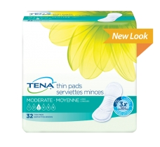 Image for TENA ANYWHERE Ultra Thin Pads Long