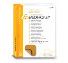 Image for MEDIHONEY Antibacterial Gel Sheet