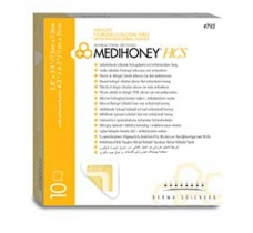 Image for MEDIHONEY Hydrogel Colloidal Sheet