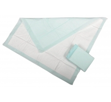 Image for Medline Protection Plus Polymer Underpads