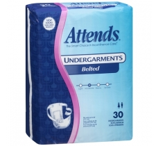 Image for Attends Belted Undergarment