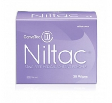 Image for Niltac Sting Free Adhesive Remover Wipes