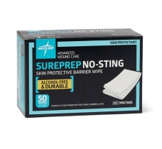 Image for Sureprep No-Sting Skin Protectant Wipes