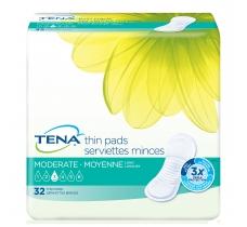 Image for TENA Inimates Moderate Thin Pads Long