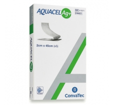Image for Aquacel AG Ribbon Dressing