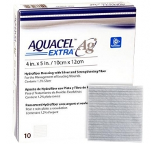 Image for Aquacel AG Extra Hydrofiber Dressing