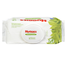 Image for Huggies Natural Care Baby Wipes