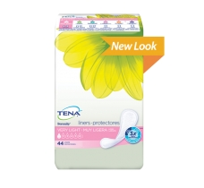Image for TENA VERY LIGHT Liners Regular