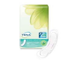 Image for TENA Pads Moderate with Aloe Vera Long