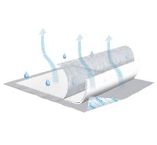 Image for TENA InstaDri Air Underpad