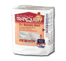 Image for Tranquility XL+ Bariatric Brief