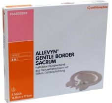Image for ALLEVYN Gentle Border Sacrum